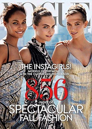 Vogue Magazine, September 2014 / Single Issue Magazine