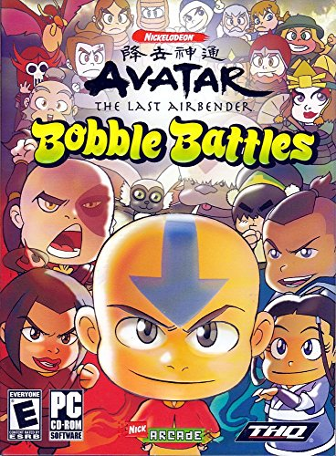Avatar: The Last Airbender -- Bobble Battles (PC Games)