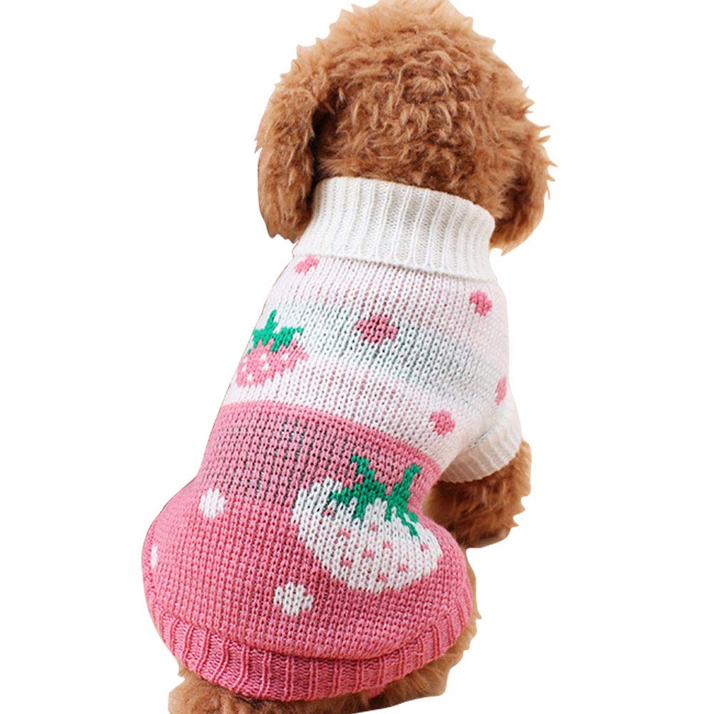 CHBORCHICEN Classic Pet Dog Sweater