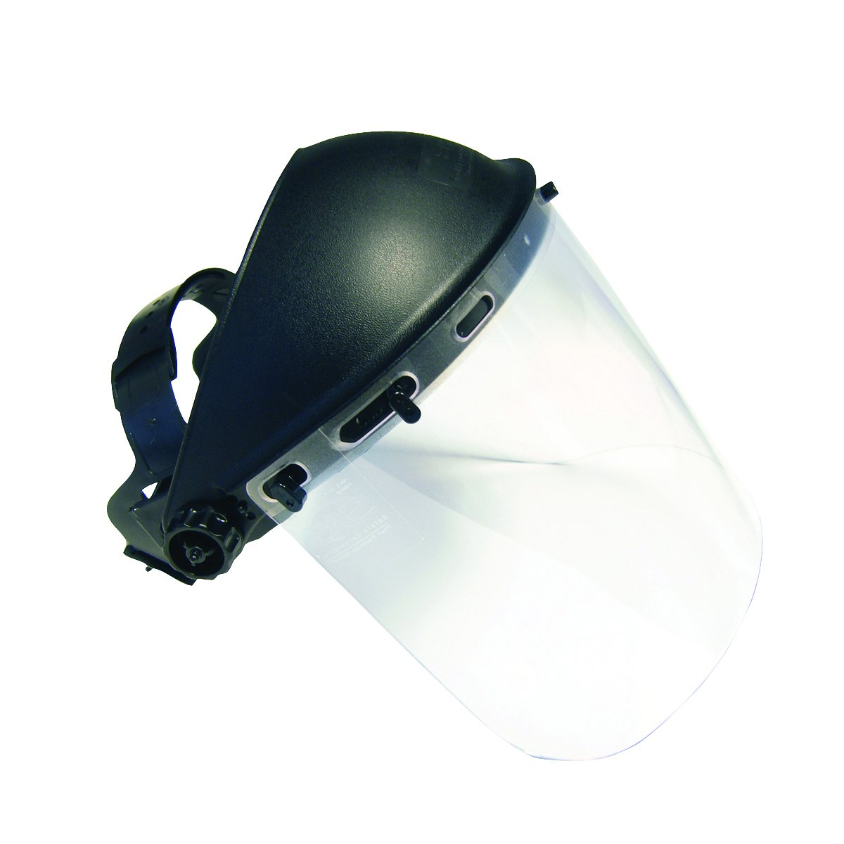 SAS Safety 5140 Clear Full-Face Shield 27248