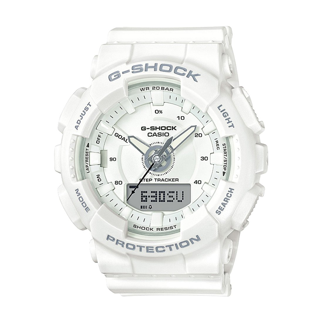 d1dcf2268b89 Buy Casio G-Shock S-Series Analog-Digital White Dial Women s Watch -  GMA-S130-7ADR (G805) Online at Low Prices in India - Amazon.in