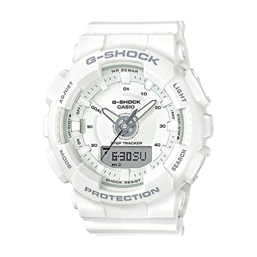 86ac67b9ef9e Buy Casio G-Shock S-Series Analog-Digital White Dial Women s Watch - GMA-S130-7ADR  (G805) Online at Low Prices in India - Amazon.in