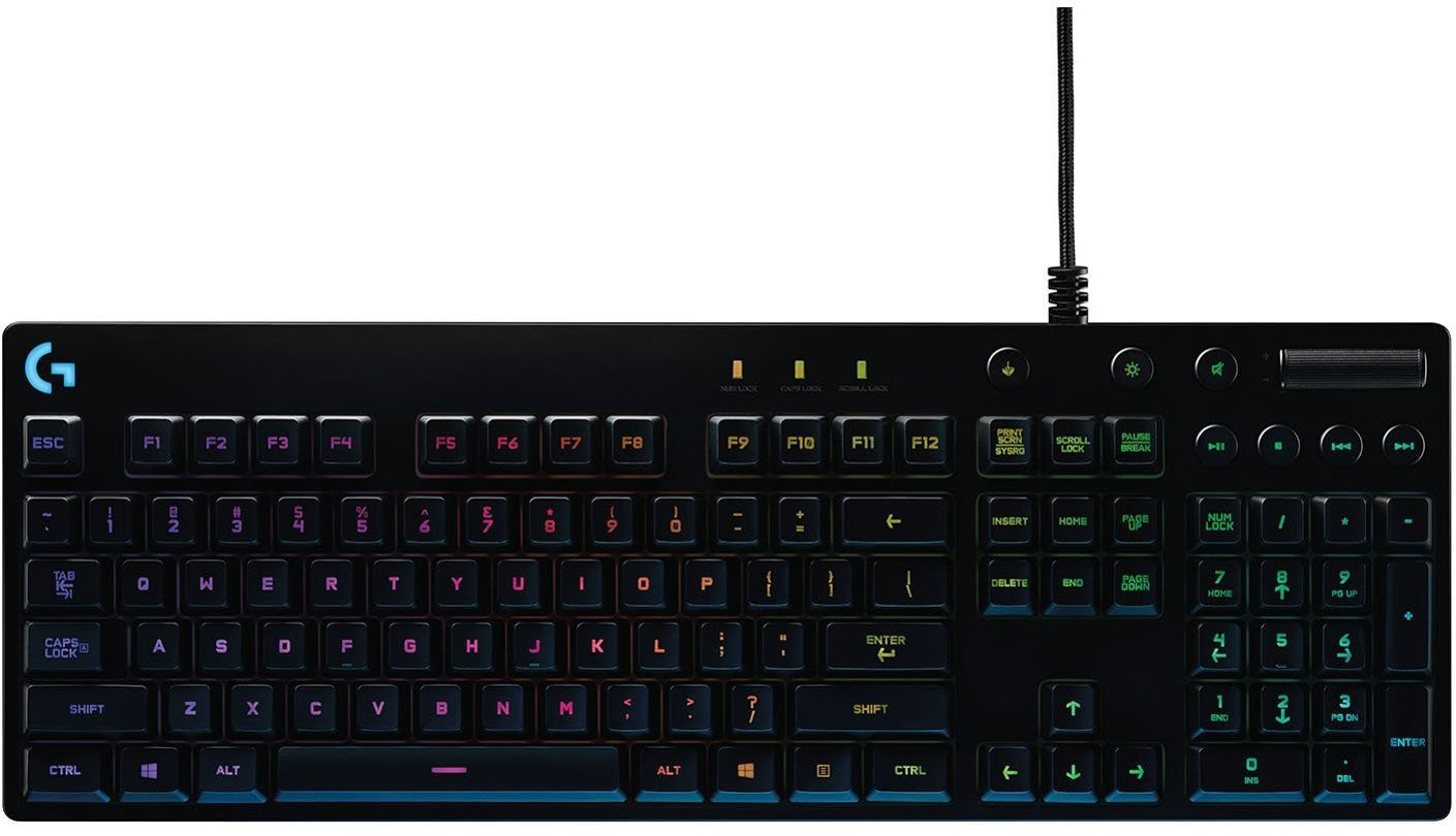 Logitech Orion Gaming Tastatur G810 amazon