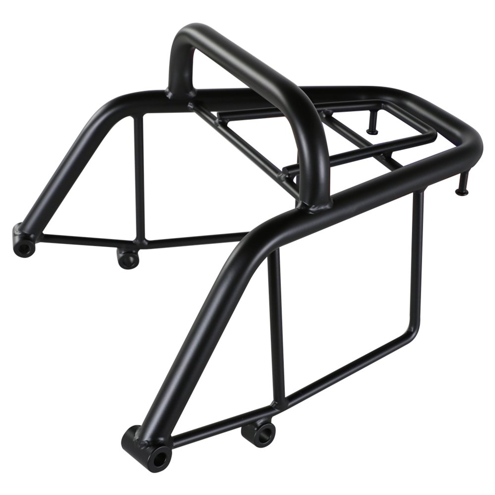 Prima Rear Rack (Black); Genuine Rattler, Roughhouse