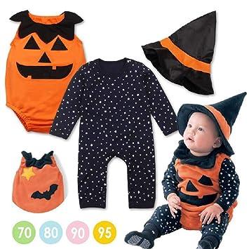 La Decoración del Traje De Halloween, Ropa del Bebé De Los Niños ...