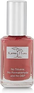 product image for Karma Organic Natural Nail Polish-Non-Toxic Nail Art, Vegan and Cruelty-Free Nail Paint (MOUNTAIN HIGH)