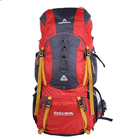 mochilas montaña morral al aire libre del bolso del bolso del alpinismo hombres bandolera mochila de