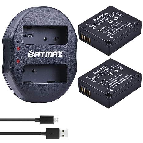 Neue Type-c Dual Ladegerät Unterhaltungselektronik Dmw-blg10 Dmw Blg10e Blg10 Kamera Batterie Für Panasonic Lumix Dmc Gf6 Gx7 Gf3 Gf5 Dmw Ble9 Blg10 Batterien