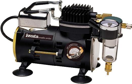 Amazon.com: Iwata-Medea Studio Series Compresor de aire con ...