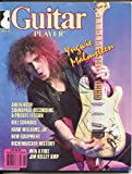Guitar Player 5/1985-GPI-Yngwie Malmsteen-Arlen Roth-Hank Williams Jr-VG