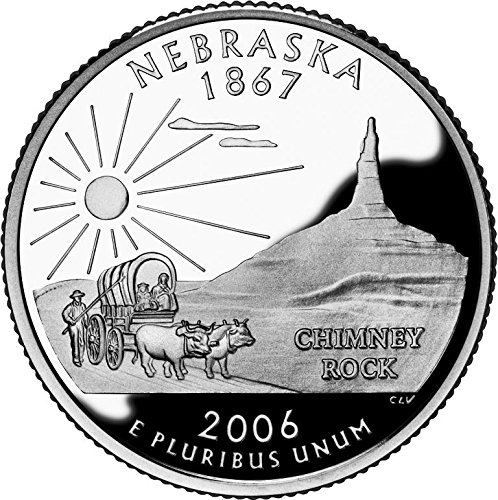 2006 Nebraska – P State Quarter Roll