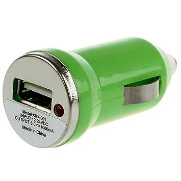 Cikuso Mini Cargador USB de Coche para Apple iPhone 4 4G ...
