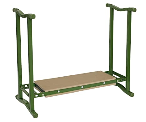 Gentil Portable Multiuse Folding Garden Kneeling Bench And Seat, WA153