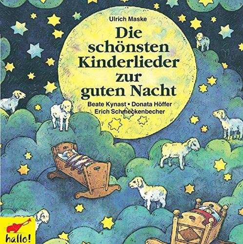 hallo! Schönsten Kinderlieder zur guten Nacht. CD