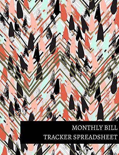 Read Online Monthly Bill Tracker Spreadsheet ebook