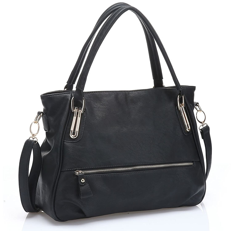 UTAKE Women Handbags Leather Handbags Shoulder Bag PU Leather Bags Tote Bag UT40