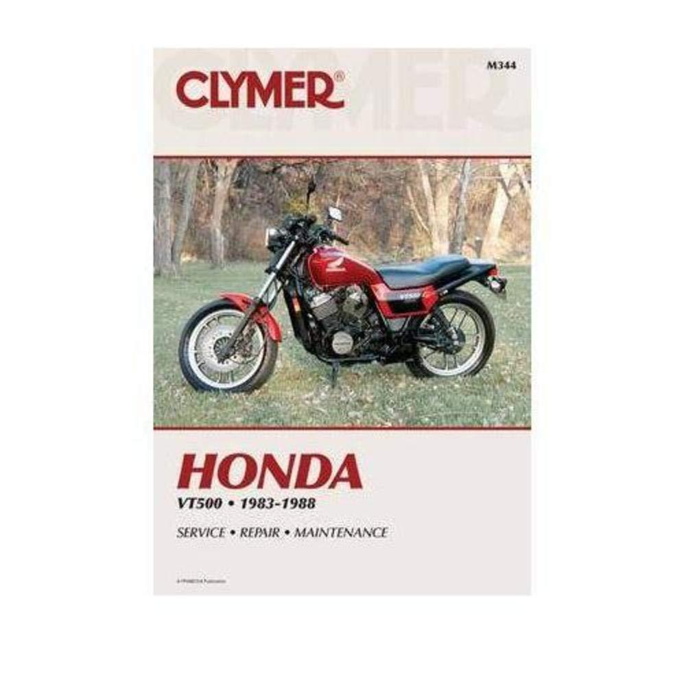 Amazon.com: 83-86 HONDA VT500C: Clymer Service Manual: Home Audio & Theater