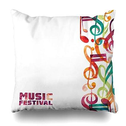 Amazon Suesoso Decorative Pillows Case 40 X 40 Inch Abstract Fascinating Bright Colored Decorative Pillows