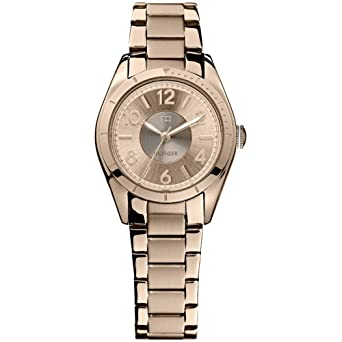 Tommy Hilfiger 1781279 Ladies Rose Gold Hadley Watch