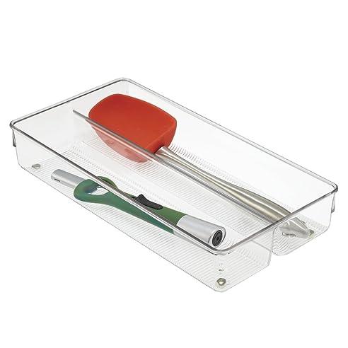 mDesign Besteckeinsatz für Schublade, Küchenschrank ...