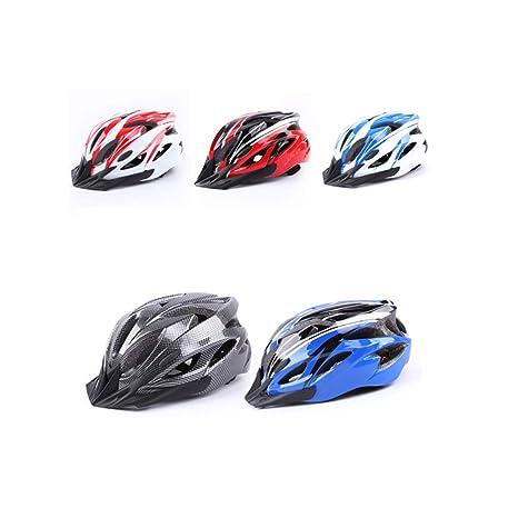 Amazon.com: Chenjinxiang Airflow - Casco de bicicleta con ...