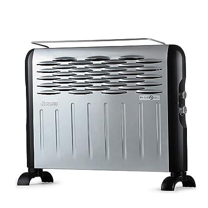 Calentador de radiador eléctrico Horno de Calentamiento rápido, 2200W de calefacción rápida, hogar/