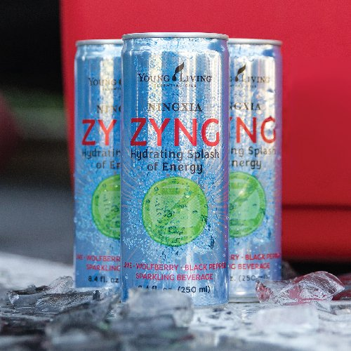 Young Living NingXia Zyng 8.4 oz (3 Pack)