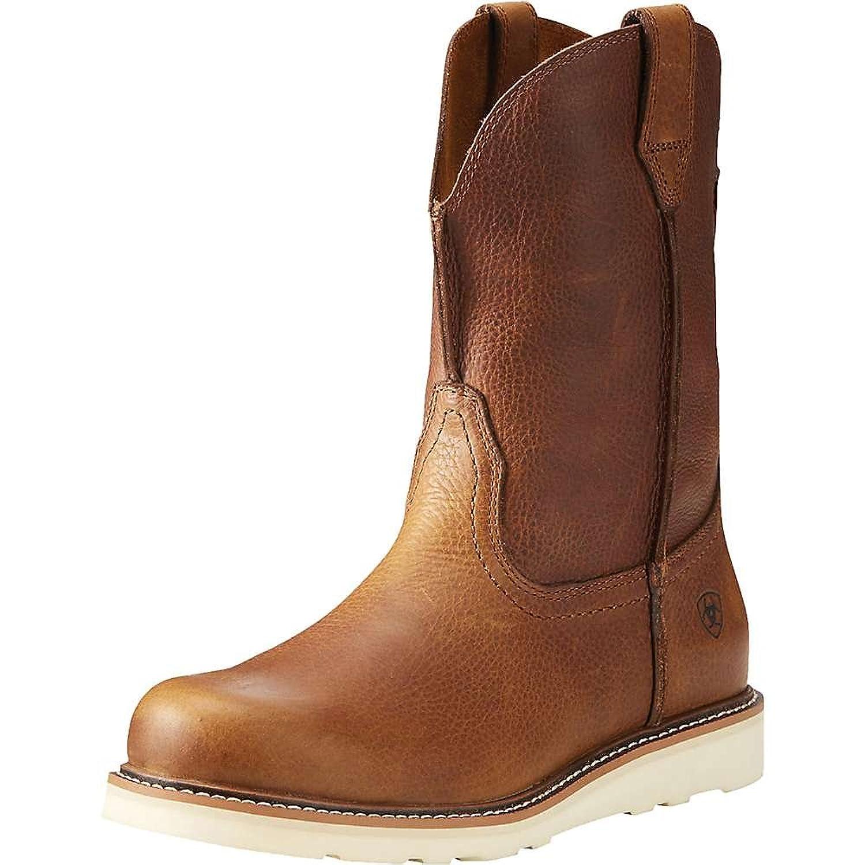 アリアト シューズ スニーカー Ariat Men's Rambler Recon Boot Golden Gri [並行輸入品] B07B4W553N