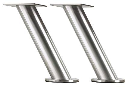 Ikea capita console in acciaio inox supporto per bancone bar