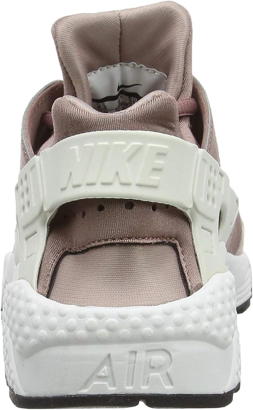 Nike Damen Air Huarache Run Gummistiefel, Schwarz, 40 EU Mehrfarbig Smokey Mauve Summit White Diffused Taupe 203