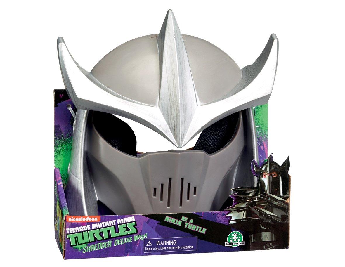 Teenage Mutant Ninja Turtles Deluxe Máscara Shredder: Amazon ...