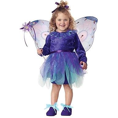 Amazon.com: Child\'s Toddler Girl Twilight Fairy Halloween Costume ...