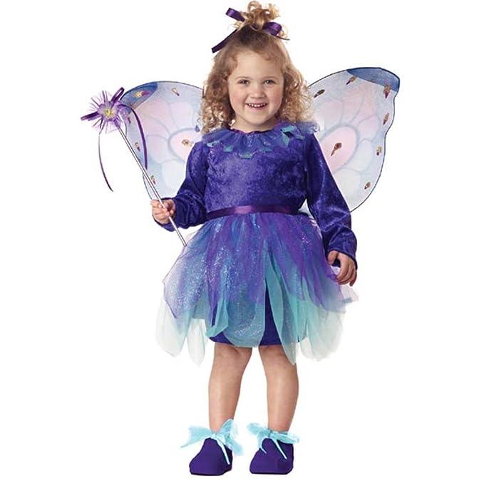 childs toddler girl twilight fairy halloween costume