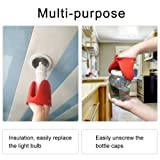 Heat Resistant Oven Mitts, 2nDLove Silicone Oven