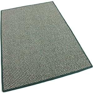"""7'x10' -Stone Garden - Indoor-Outdoor Graphic Loop 1/8"""" Thick 20 oz Area Rug Carpet"""