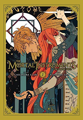 - The Mortal Instruments: The Graphic Novel, Vol. 2