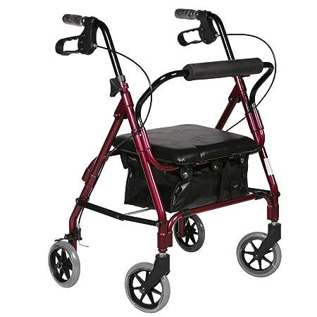 CYYC Andador para Personas Mayores, para Personas con discapacidad ...
