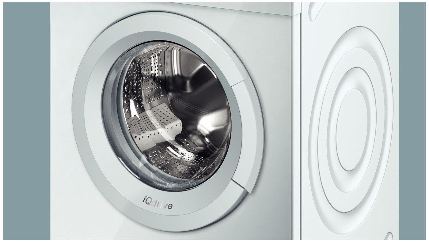 Siemens WM12Q468ES - Lavadora De Carga Frontal Wm12Q468Es De 8 Kg ...