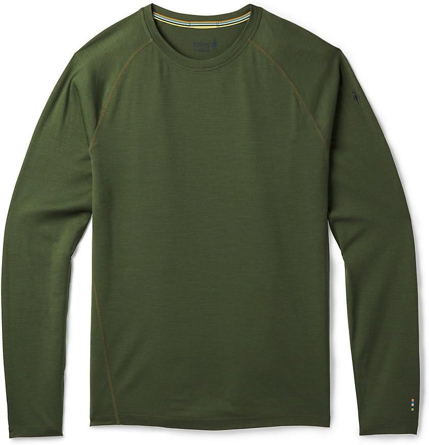 قميص Merino رجالي بأكمام طويلة من SmartWool مقاس X-Large بنمط بلوزة Merino 150