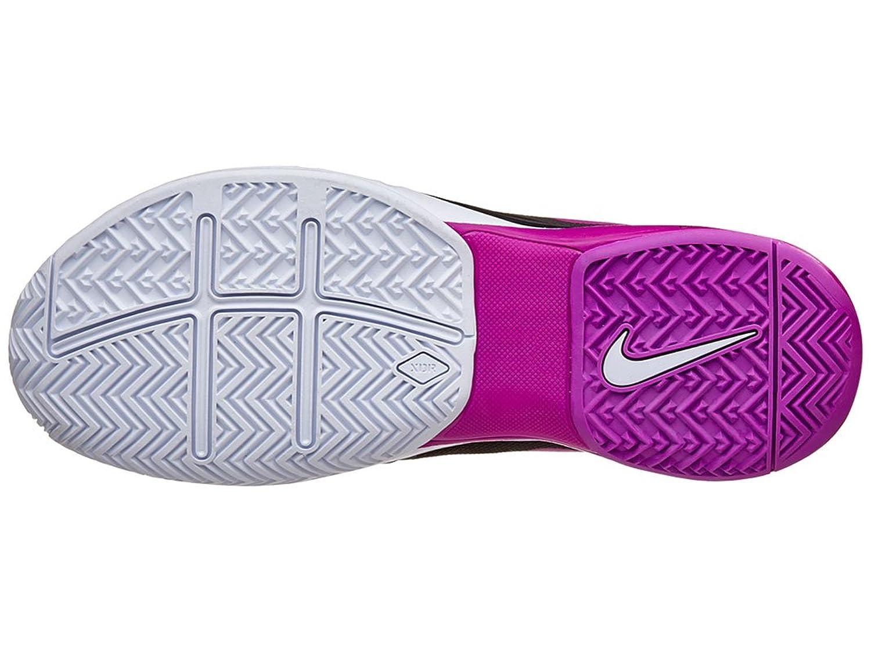 Amazon.com | Nike Women\u0027s Zoom Vapor 9.5 Tour Black/Hyper Violet/White  631475-002 | Tennis \u0026 Racquet Sports