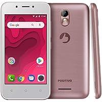 """Smartphone Desbloqueado Twist Mini  S431, Positivo, 11131995, 8 GB, 4"""", Rosa"""