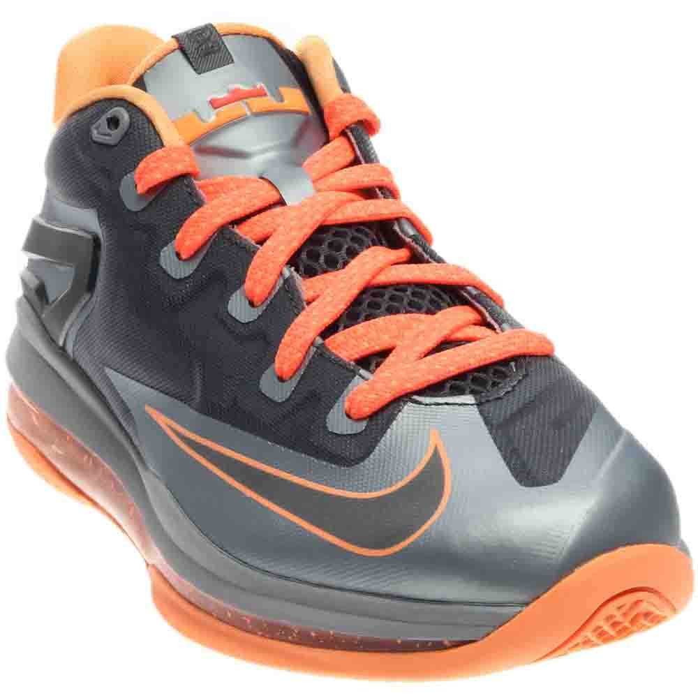 quality design 82354 8f54e Nike Max Leborn Xi Low (Gs) Basketball Juniors Shoes Size 4  Buy Online at  Low Prices in India - Amazon.in