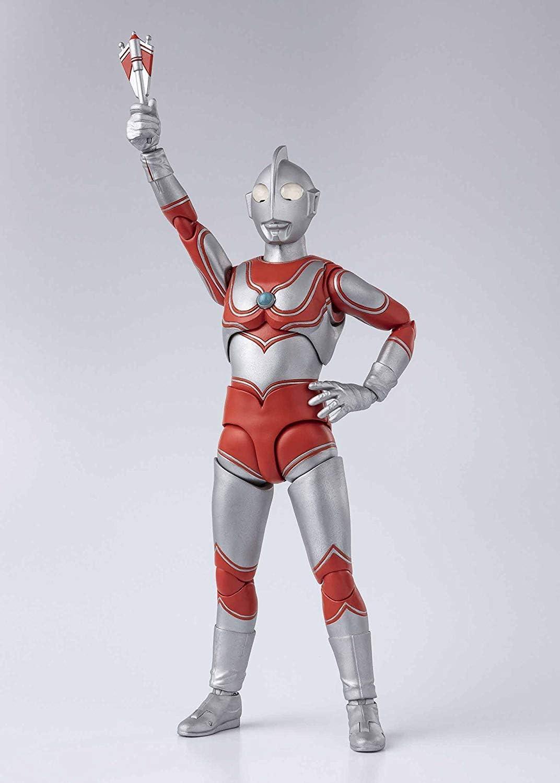 New BANDAI SPIRITS S.H.Figuarts Ultraman Ultraman Zophy Zoffy US SHIP