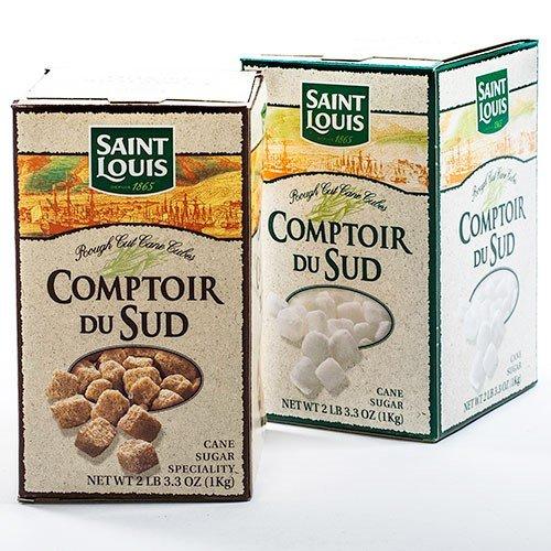 St Louis Comptoir du Sud Sugar Cubes - Brown Sugar (35 ounce)
