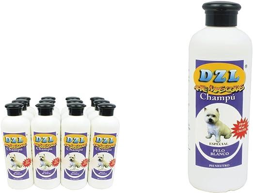 PetNatura Champú Pelo Blanco 750 ML. para Perros y Gatos: Amazon ...