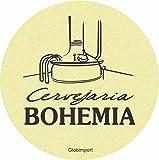 Bolacha Chopp Cervejaria Bohemia Caixa Com 24 Bolachas Ambev Branco