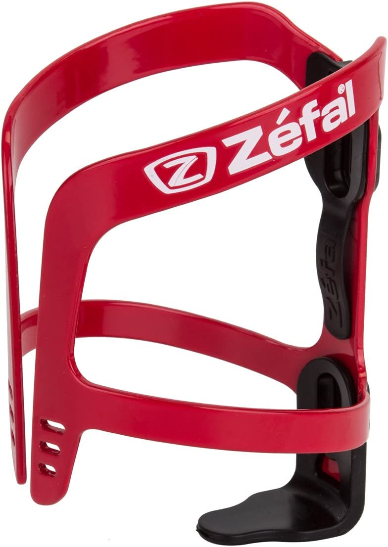 NEW Zefal Ultralight Water Bottle Cage Silver Red White Blue for Road Tour MTB
