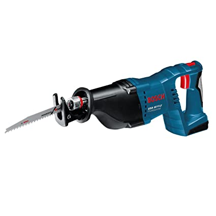 45e34652014 Bosch Professional GSA 18 V-LI Cordless Sabre Saw (Without Battery and  Charger) - L-Boxx: Amazon.co.uk: DIY & Tools