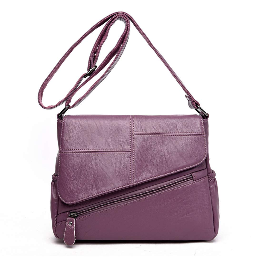 Female Leather Messenger Bags Feminina Bolsa Leather Luxury Handbags Women Bags