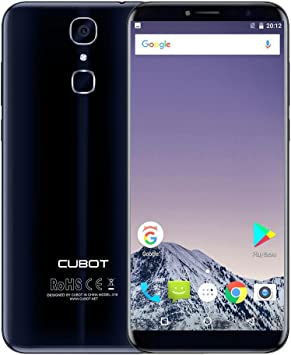 Cubot X18 Smartphone Android 7.0 3GB RAM 32GB ROM Pantalla 5,7 ...